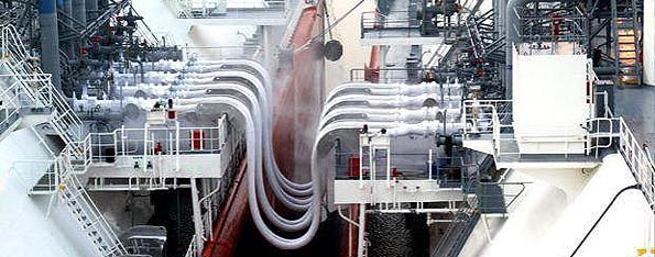 KLAW LNG ship to ship transfer lng transfer